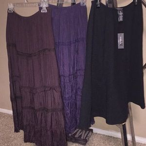 Dresses & Skirts - 3 SKIRTS ONE PRICE!! SIZE SMALL AND SIZE 6